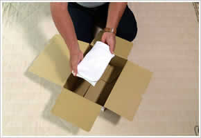 箱詰め梱包