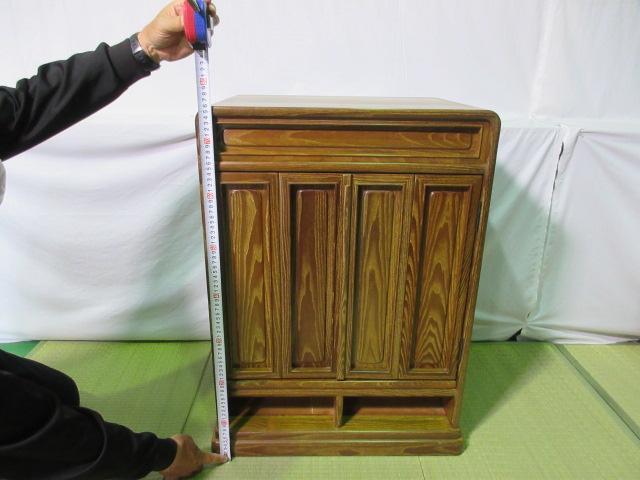 高さ60cm~100cmの小型仏壇例